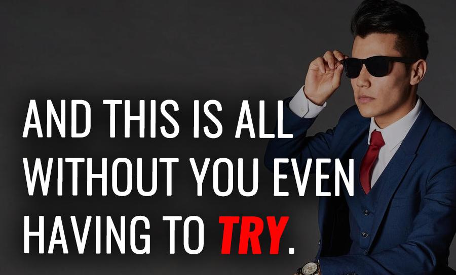 David Tian Invincible — Aura Transformation - Top Life Coach